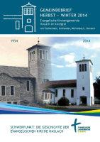 Quelle: Ev.Kirchengemeinde Haslach, Ev.Kirchengemeinde Haslach, Ev.Kirchengemeinde Haslach